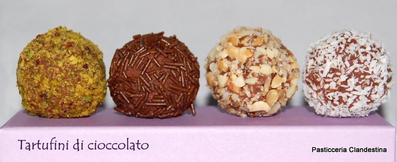 tartufini di cioccolato (2)
