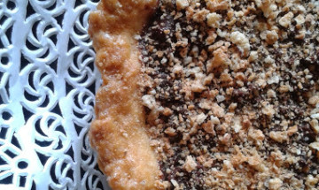 crostata ganache ciocc 2